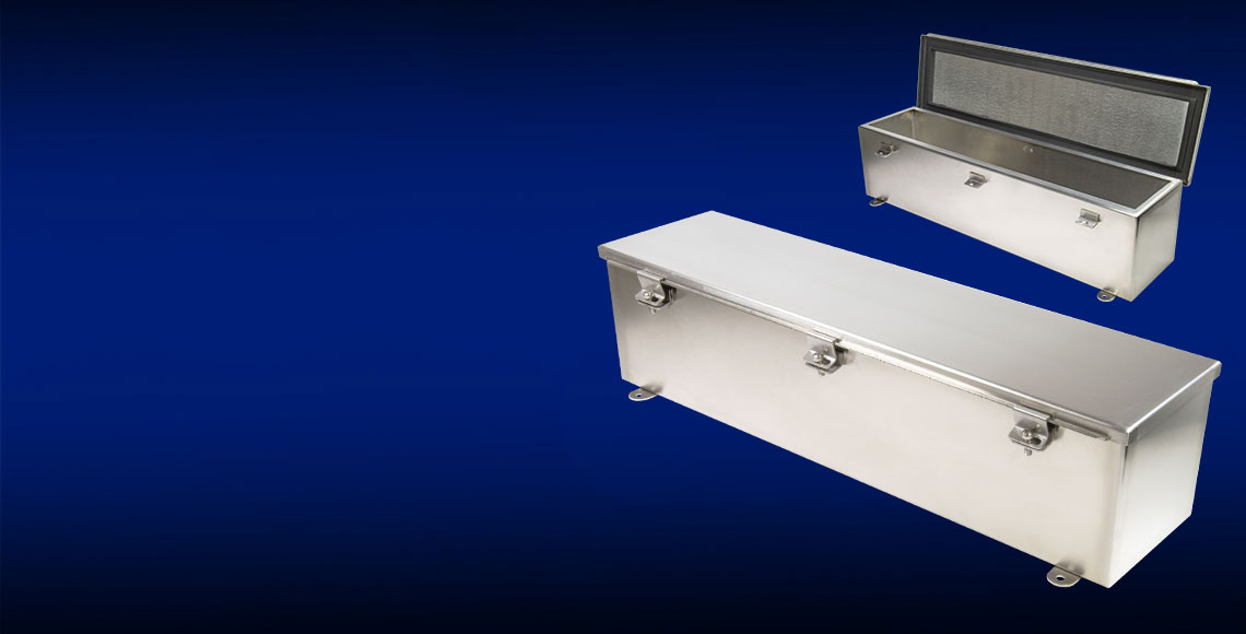 T-CHSS Series Stainless Steel Wiring Trough