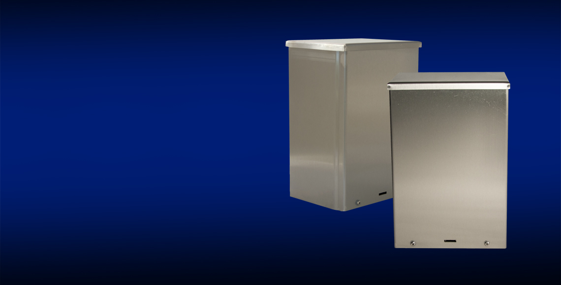 Stainless Steel NEMA 3RX Enclosures